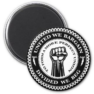 Divided We Beg Magnet