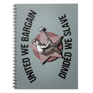 Divided We Slave Journals
