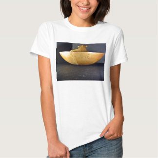 Divided Wooden Bowl T Shirt