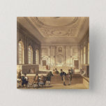 Dividend Hall at South Sea House Pinback Button