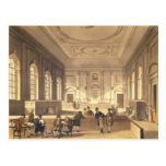 Dividend Hall at South Sea House Postcard