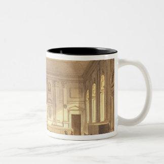 Dividend Hall at South Sea House Two-Tone Coffee Mug