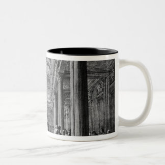 Dividend Office, Bank of England Two-Tone Coffee Mug