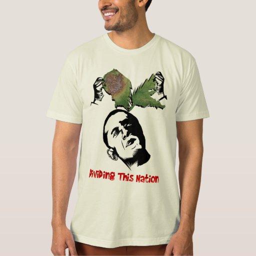 Dividing A Nation Shirt