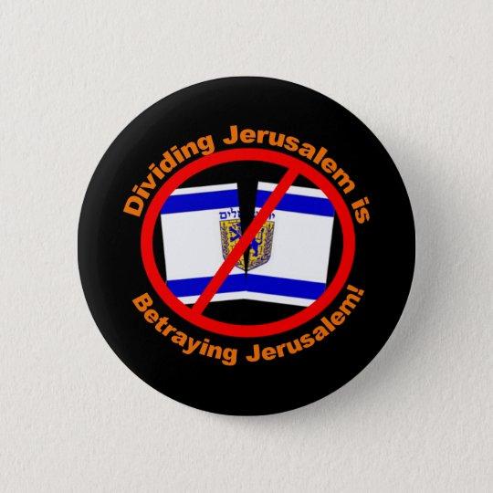 Dividing Jerusalem Button