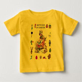 Diviértase en Pascua Camisetas