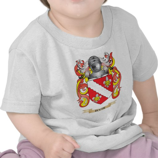 Divin Coat of Arms Shirts