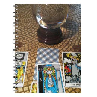 Divination Notebooks