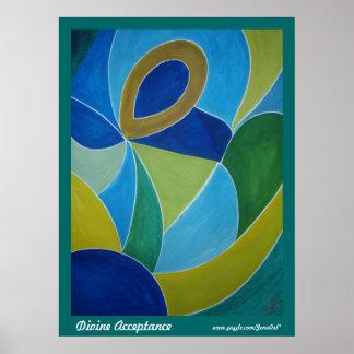 Divine Acceptance Poster