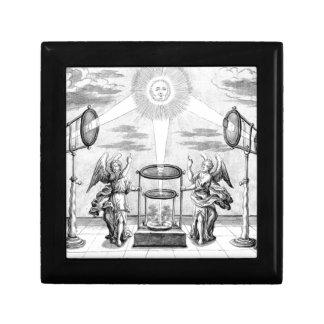 Divine Arcana of Alchemy Keepsake Box