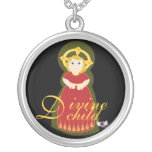 Divine Child Necklace Pendant_ Customize