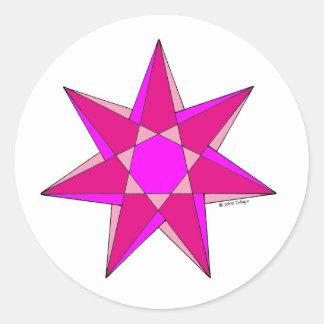Divine Child Round Stickers