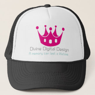 Divine Digital Design Head Gear Trucker Hat