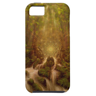 Divine Encounter iPhone case