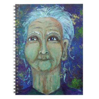 Divine Feminine Auntie Ebb Note Book