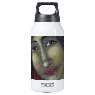 Divine Feminine Ayesha 10 Oz Insulated SIGG Thermos Water Bottle