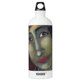 Divine Feminine Ayesha Aluminum Water Bottle