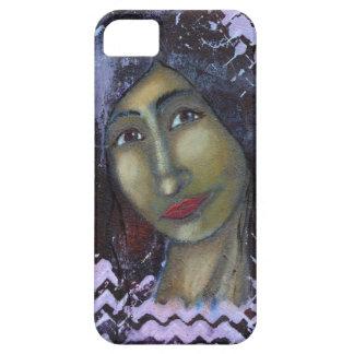 Divine Feminine Ayesha iPhone SE/5/5s Case