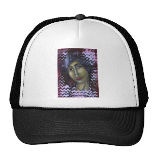 Divine Feminine Ayesha Trucker Hat