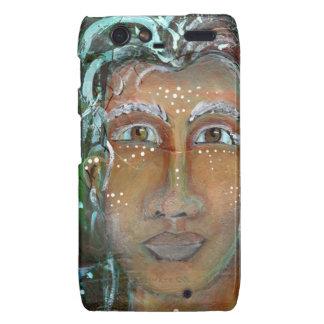 Divine Feminine Ragnhailt Motorola Droid RAZR Covers