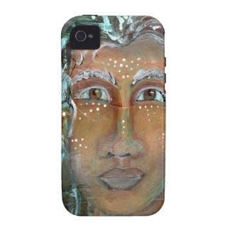 Divine Feminine Ragnhailt Case-Mate iPhone 4 Case