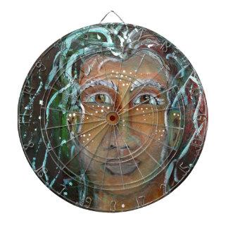 Divine Feminine Ragnhailt Dart Boards