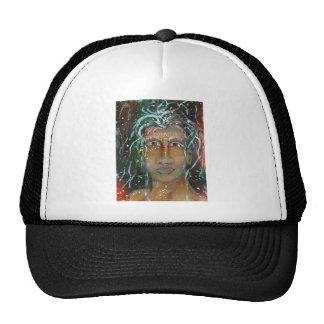 Divine Feminine Ragnhailt Mesh Hat