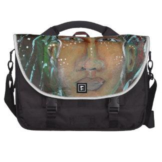 Divine Feminine Ragnhailt Laptop Computer Bag