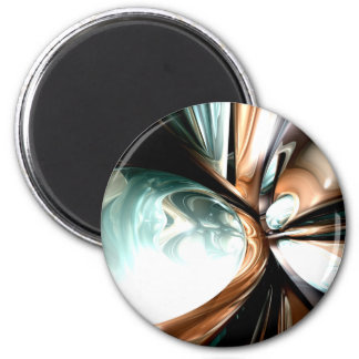Divine Flavor Abstract Magnet