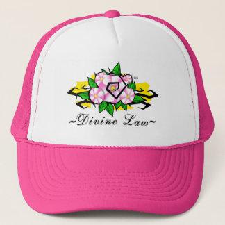 Divine Flower Trucker Hat