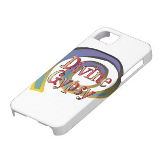 Divine Gypsy Colorful Swirling Design iPhone SE/5/5s Case