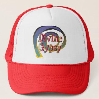 Divine Gypsy, the Free Spirited One Trucker Hat
