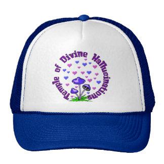 Divine Hallucination Temple Mesh Hats