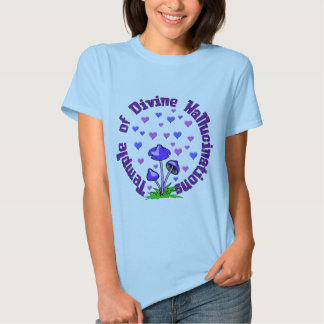 Divine Hallucination Temple T Shirt