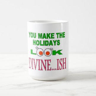 Divine Holiday Love2LookTees Mug