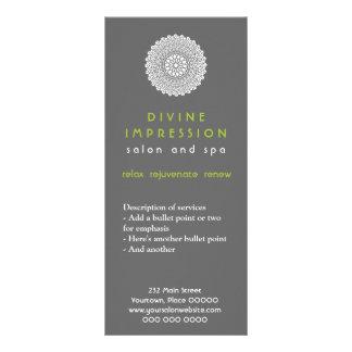 Divine Impression Green Rack Card