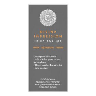 Divine Impression Orange Rack Cards