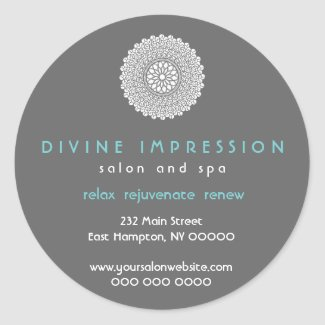Divine Impression Promotional Sticker