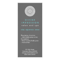 Divine Impression Rack Card