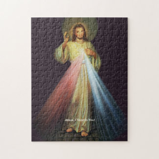 Divine Jesus of Mercy Puzzle