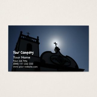 Divine light business card