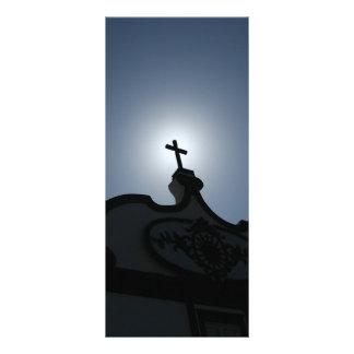 Divine light rack card