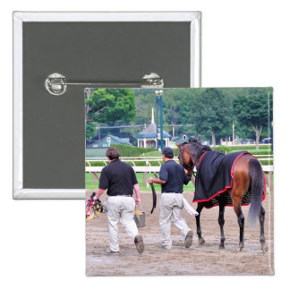 Divine Luck - Phipps Stables Button