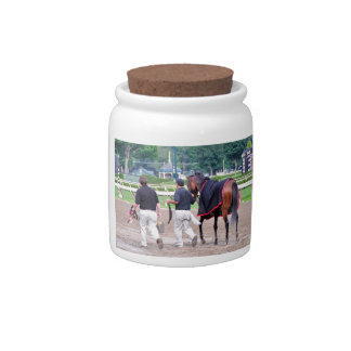 Divine Luck - Phipps Stables Candy Jars