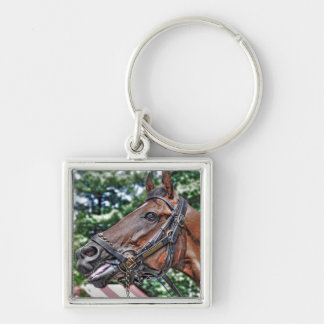 Divine Luck - Phipps Stables Keychains