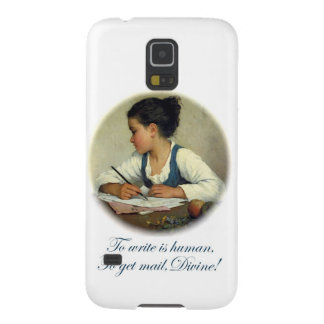 Divine Mail Case For Galaxy S5