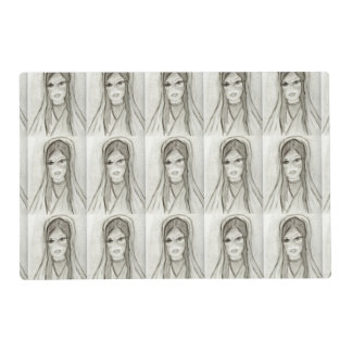 Divine Mary Placemat