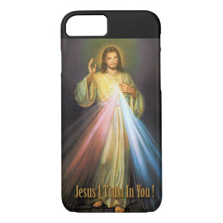 DIVINE MERCY DEVOTIONAL IMAGE iPhone 7 CASE