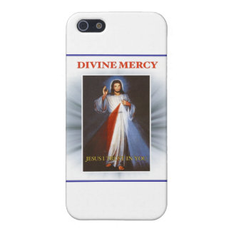 Divine Mercy iPhone 5 Covers