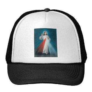 divine mercy trucker hat